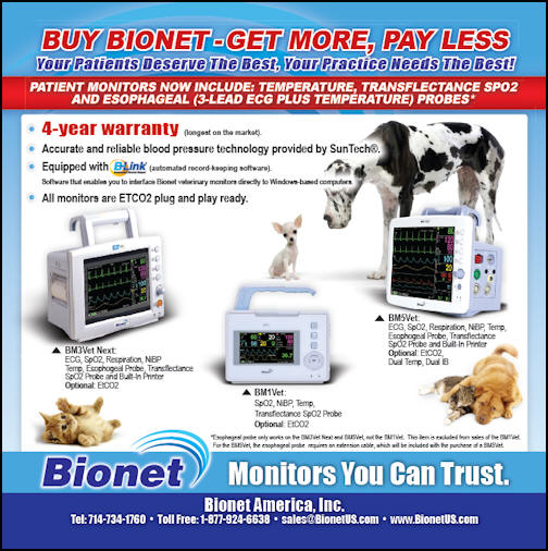 Veterinary Anesthesia Systems